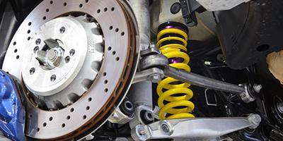 brake & suspension repairs